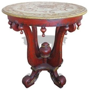 Old World End Tables 2