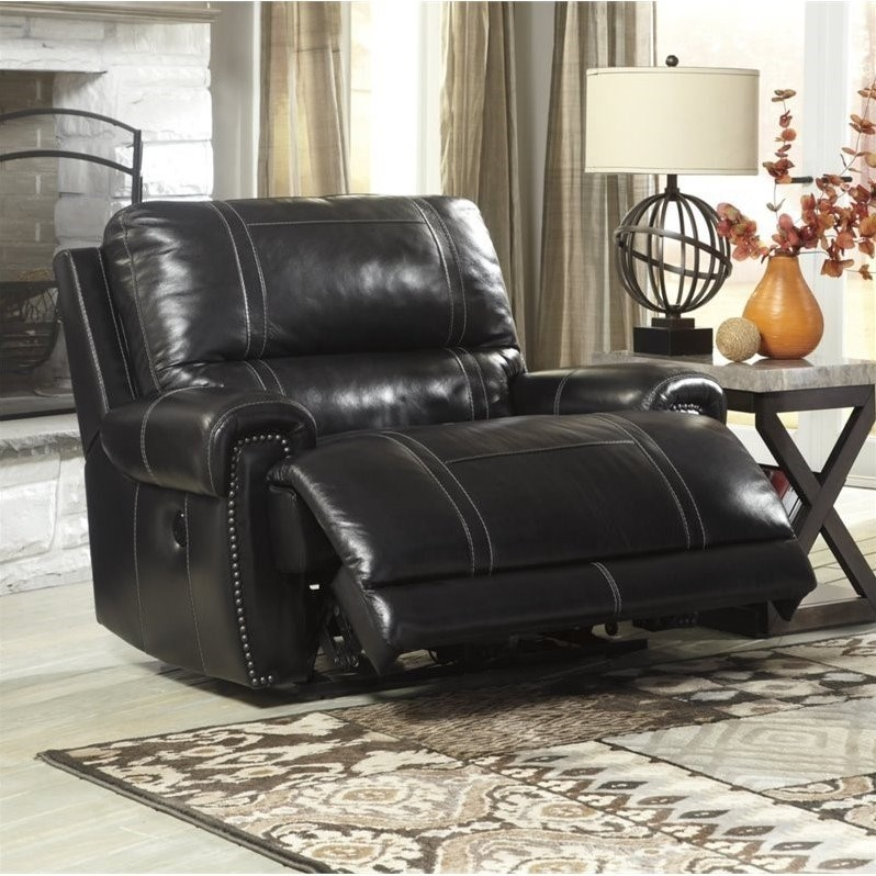 Great Paron Zero Wall Power Wide Recliner
