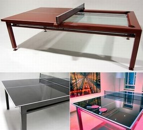 Phenomenal Convertible Ping Pong Table Ideas On Foter Download Free Architecture Designs Aeocymadebymaigaardcom