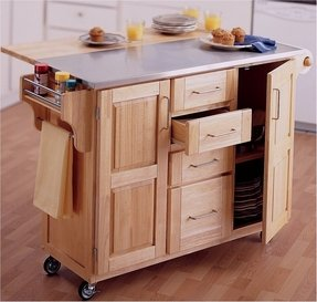 Portable Kitchen Islands With Breakfast