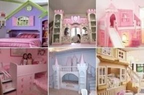 Princess Bunk Beds For Sale Foter