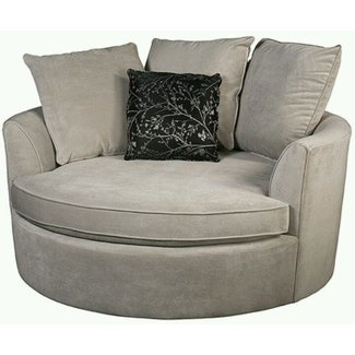 Round Love Seats