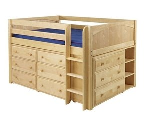 Full Low Loft Bed Ideas On Foter