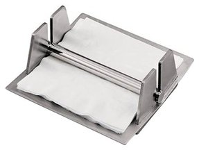 Stainless steel napkin holder 8