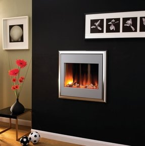 Small Wall Mount Electric Fireplace Ideas On Foter
