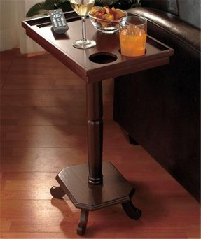 Tv tray with wheels 1