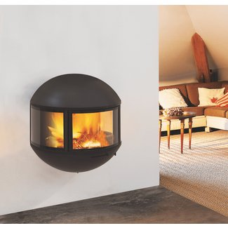 Wall mounted fireplace lowes