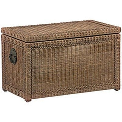 Beau Rattan Storage Chests   Ideas On Foter