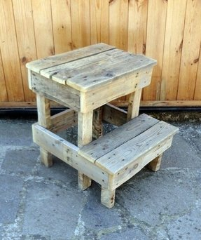 Wood pet steps 7
