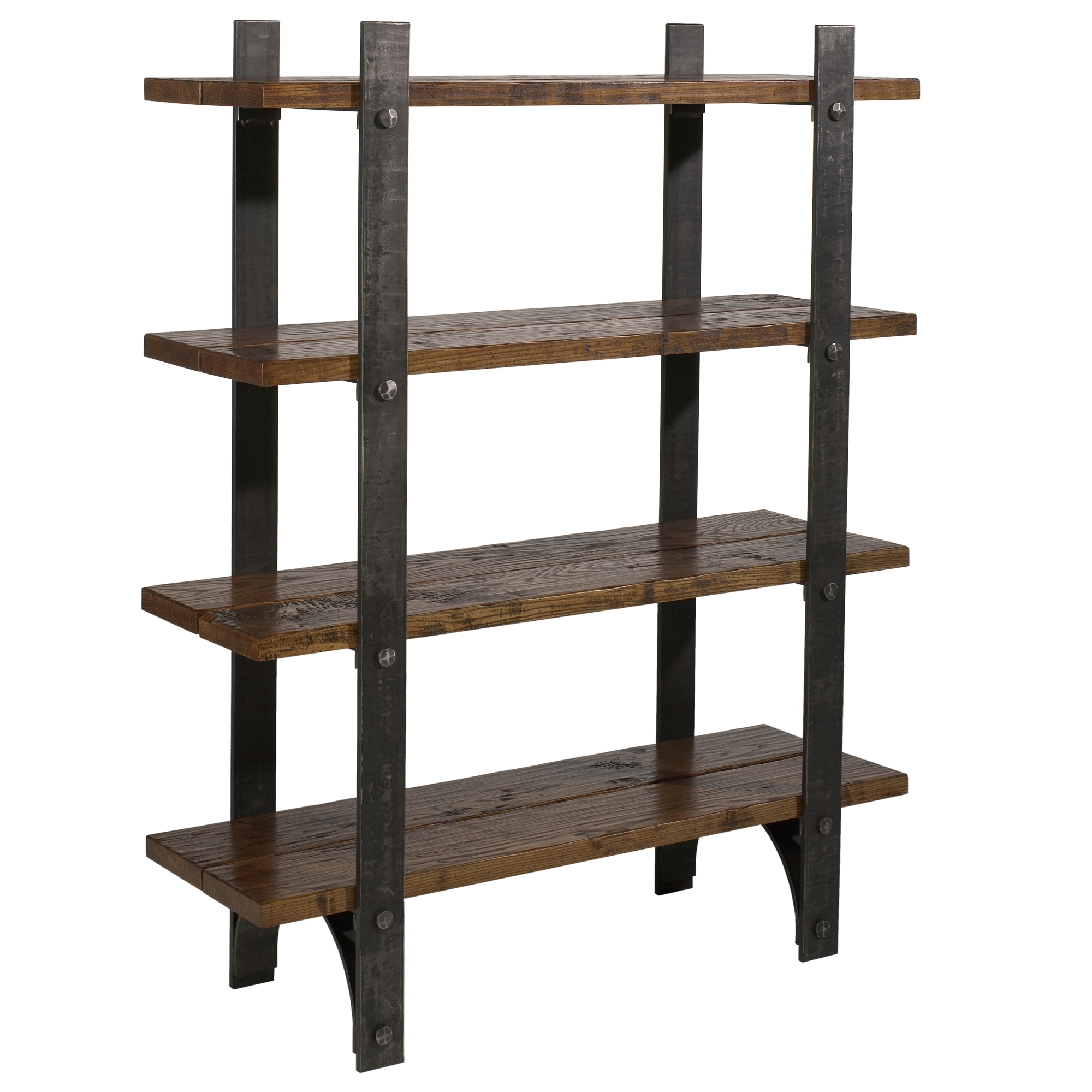 Attractive Wooden Bakers Rack 5