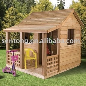 Wooden playhouses for sale 1