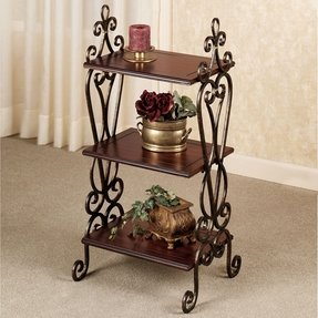 wrought iron bathroom shelf. Wrought Iron Corner Shelf 3 Bathroom O