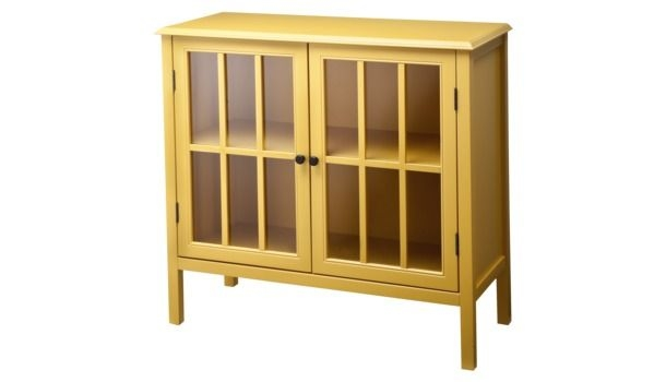 Yellow bookcases 2