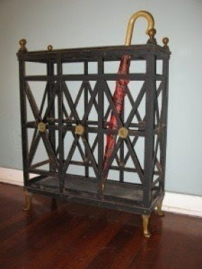 bronze umbrella stand - foter Antique Umbrella Stand