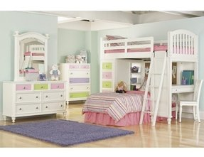 Build a bear bedroom set