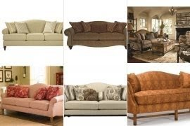 Marvelous Camel Back Couch