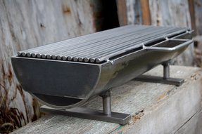 Cast Iron Charcoal Grills Foter
