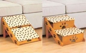 Cat ramp for bed 2