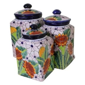 Ceramic canisters sets for the kitchen 20