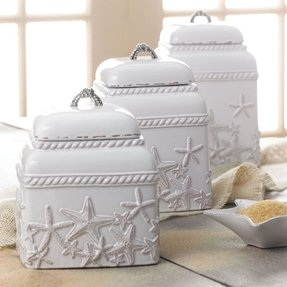 Ceramic canisters sets for the kitchen 6