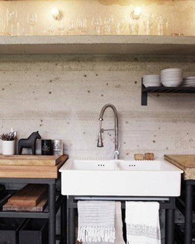 Ceramic Utility Sink