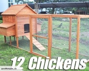 Chicken coop free shipping 4