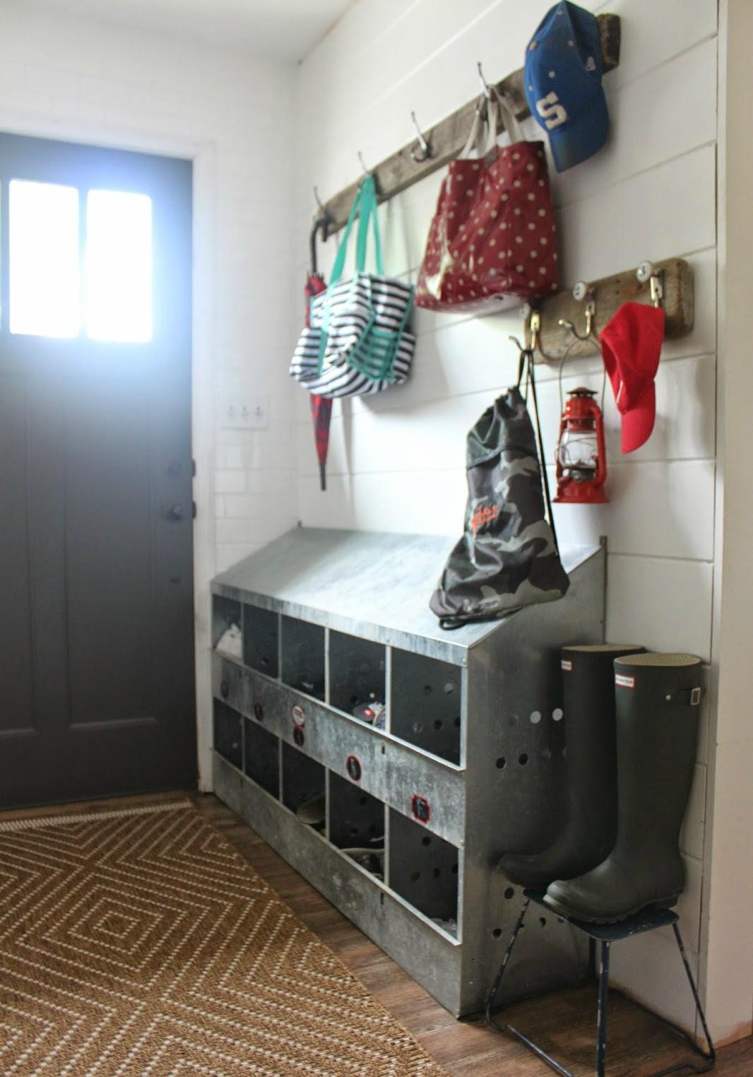 Decorative Metal Storage Bins 2