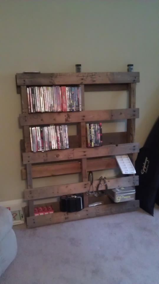 Beau Dvd Shelf Ideas