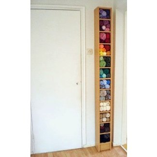 Dvd tower rack