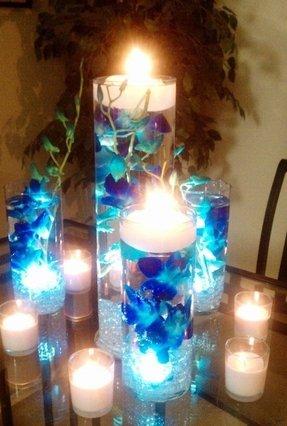 Fake Flowers In Vase Foter
