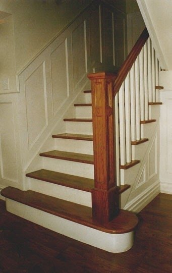 Finishing Stairs Without Carpet