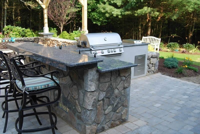 Free L Shaped Bar Plans. Wright Stacy. 244. Outdoor Kitchen ...