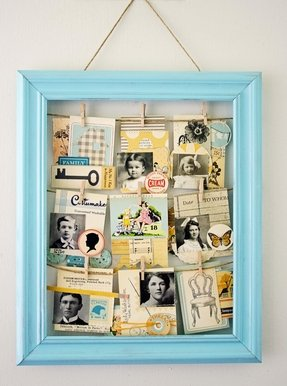 Hanging Collage Picture Frames Ideas On Foter