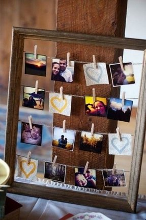 Hanging Collage Picture Frames - Foter