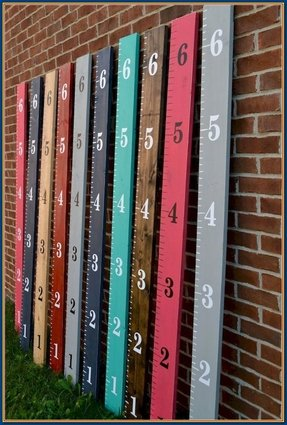 Hanging Growth Chart Foter