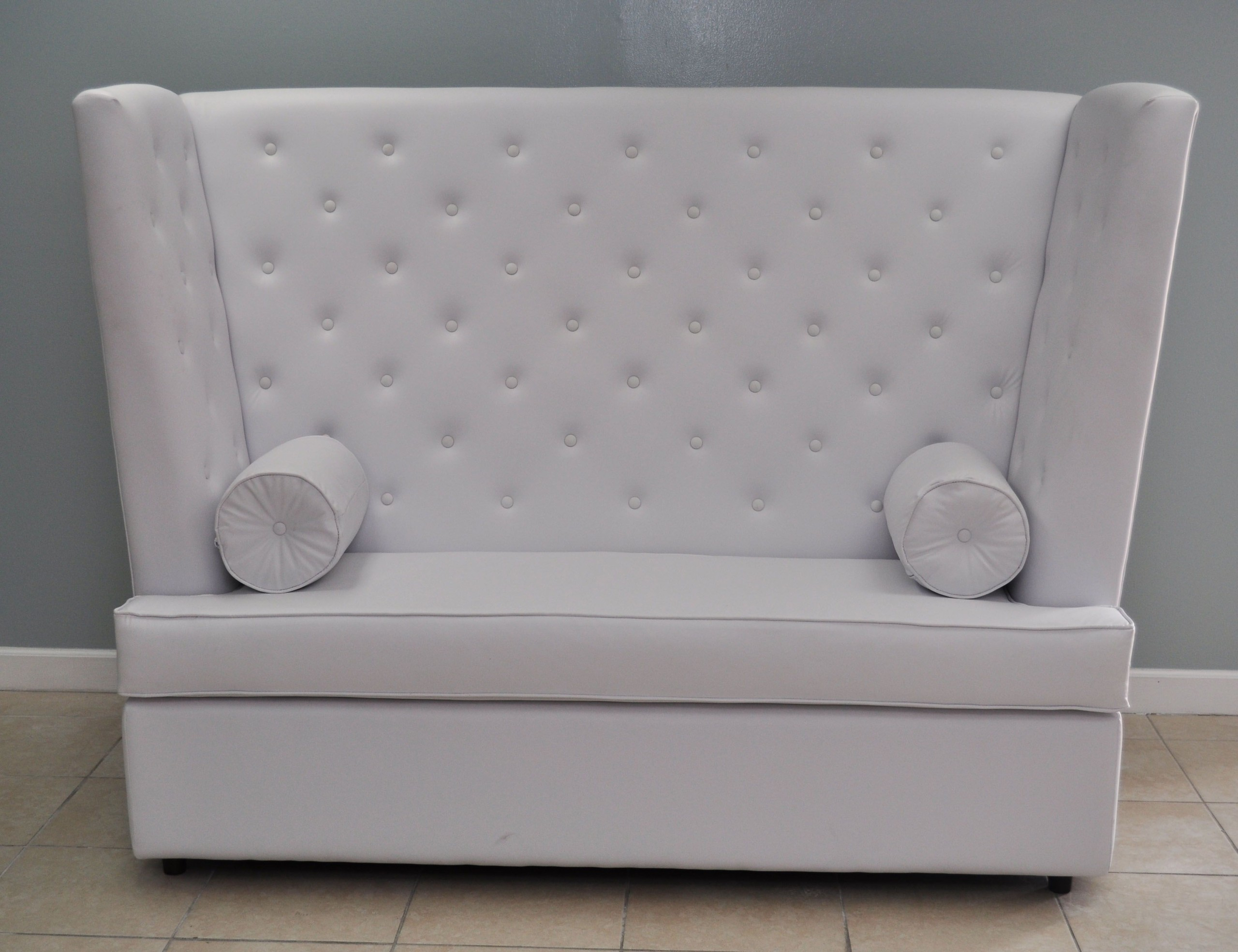 High Back Loveseat High S36