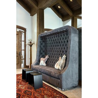 High Back Tufted Sofa - Ideas on Foter