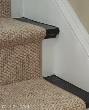 Carpet Treads For Wood Stairs - Ideas