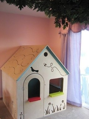 Indoor toddler playhouse 11