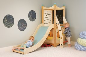 Indoor toddler playhouse 21