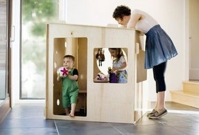 Indoor toddler playhouse 24