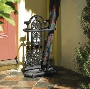 Iron Umbrella Stand - Foter