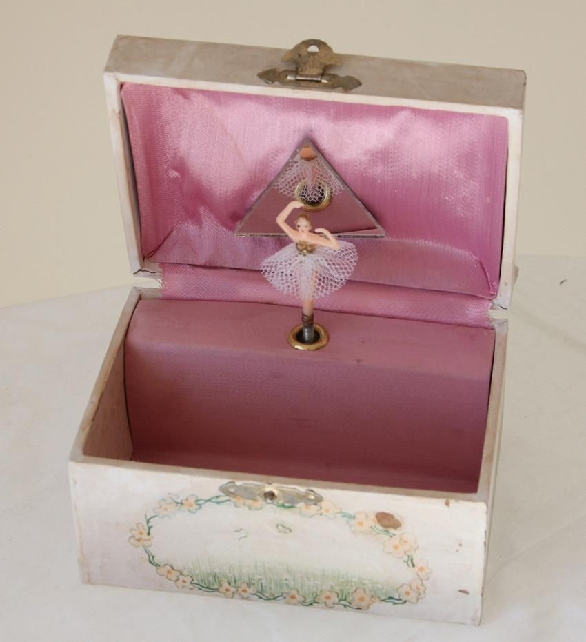 Kids Musical Jewelry Box Foter