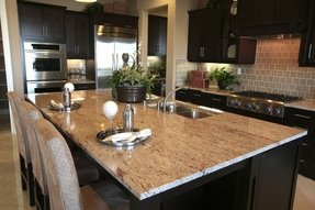 Kitchen Island With Granite Countertop - Foter