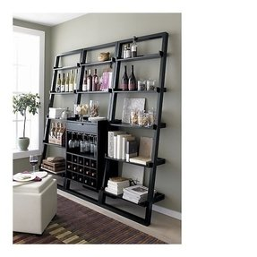 Ladder wine rack 1