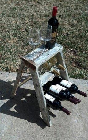 Ladder Wine Rack Foter