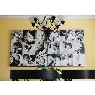 afa05d700f1 Large Family Collage Picture Frames - Ideas on Foter