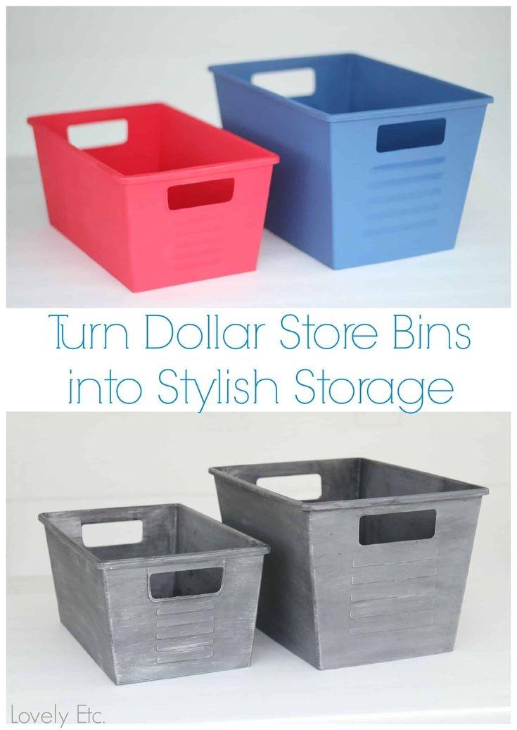 Exceptional Metal Storage Bins With Lids