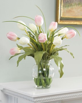 Artificial Tulip Arrangements - Foter