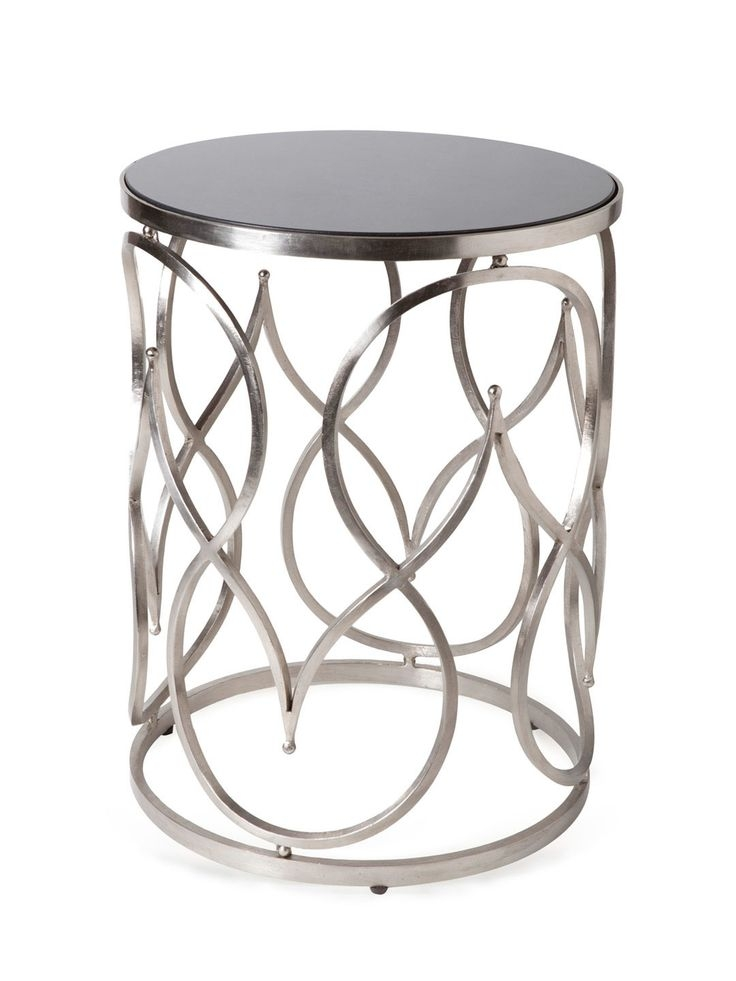 Moroccan Accent Table By Global Views Direct Sourcing Antique Nickel